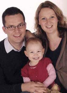 Harald und Familie