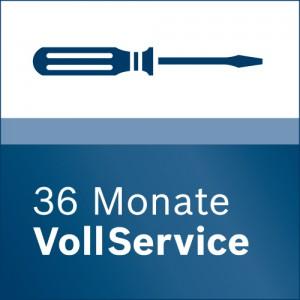 36 Monate Voll-Service